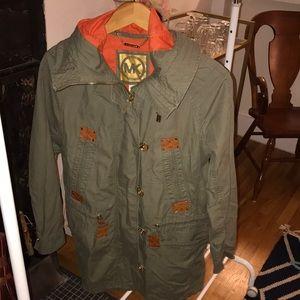 Michael Kors fall/spring jacket